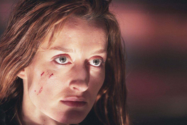 Welche tödlichen Gefahren das Internet so in sich birgt, muss Gerichtsmedizinerin Terry (Natascha McElhone) am eigenen Leib erfahren ... - Bildquelle: 2003 Sony Pictures Television International. All Rights Reserved.