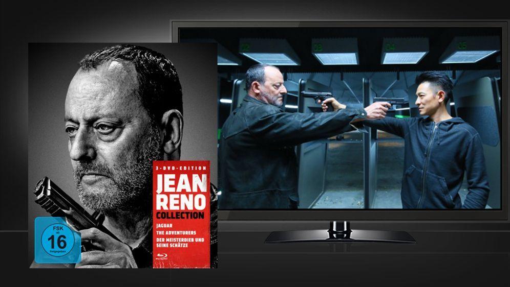 Jean Reno Collection (Blu-ray Box) - Bildquelle: koch films