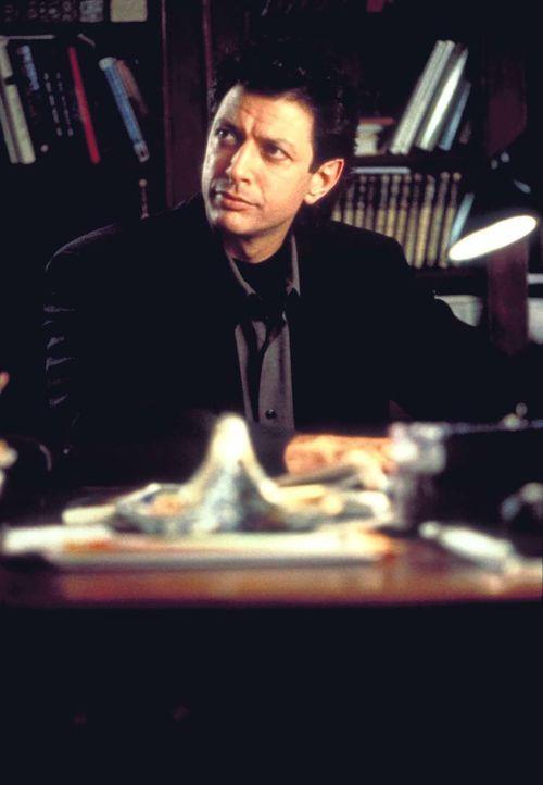 Als ihm seine Visionen Informationen über den geheimnisvollen Killer liefern, wird Hatch (Jeff Goldblum) bewusst, dass das Leben seiner Tochter auf... - Bildquelle: TriStar Pictures