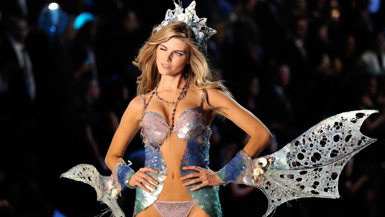 Victoria's Secret Models - Bildquelle: AFP