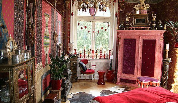 Lothars Schlafzimmer