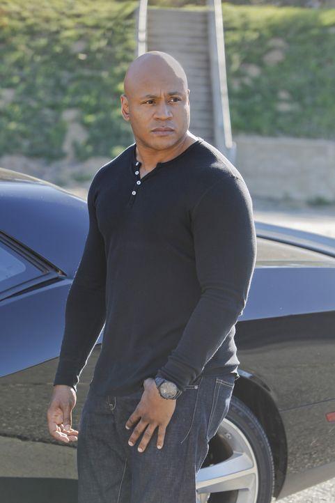 Das Team um Sam (LL Cool J), muss einen sehr verwandlungsfähigen Killer aufspüren ... - Bildquelle: CBS Studios Inc. All Rights Reserved.