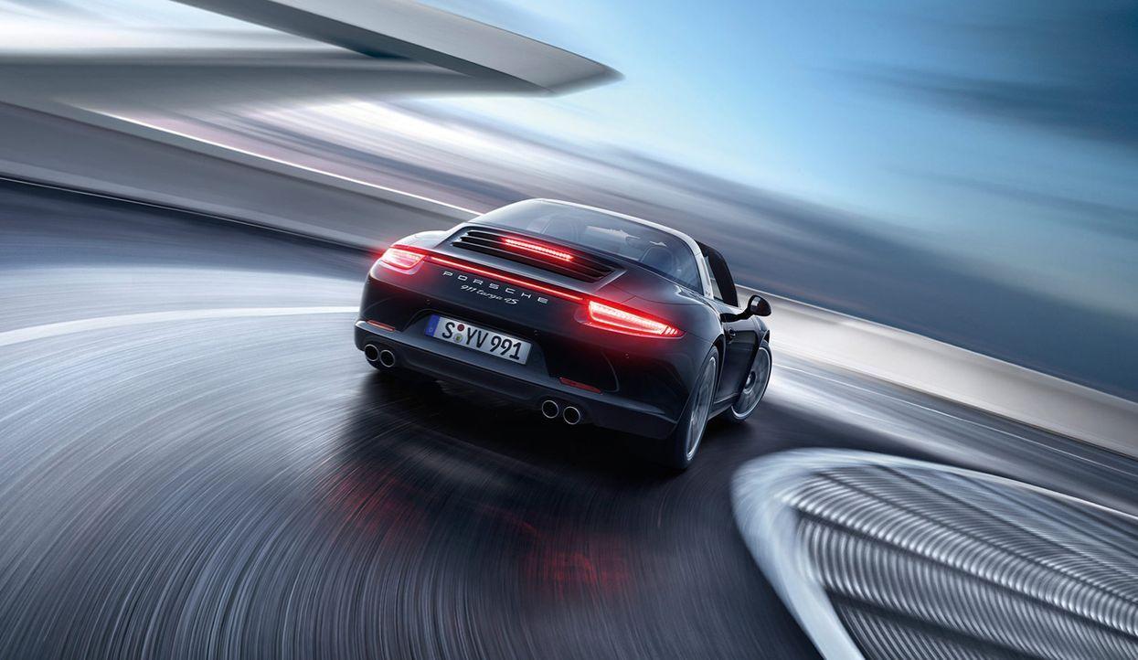Porsche 911 Targa 4S (3)