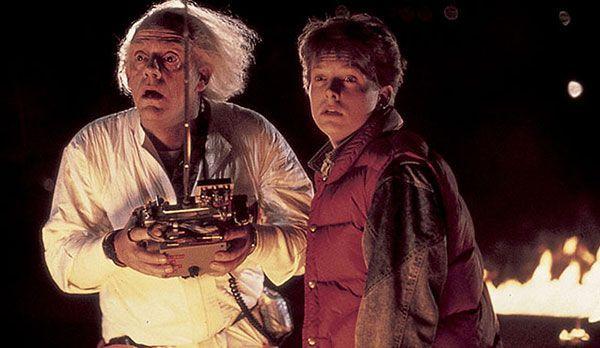 """Platz 4: Zurück in die Zukunft - Bildquelle: """"Zurück in die Zukunft"""": auf DVD und Blu-ray erhältlich (Universal Pictures)"""