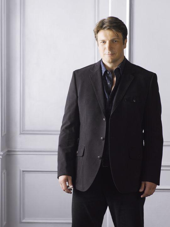 (4. Staffel) - Nur selten lässt Richard Castle (Nathan Fillion) sein Gespür im Stich ... - Bildquelle: ABC Studios