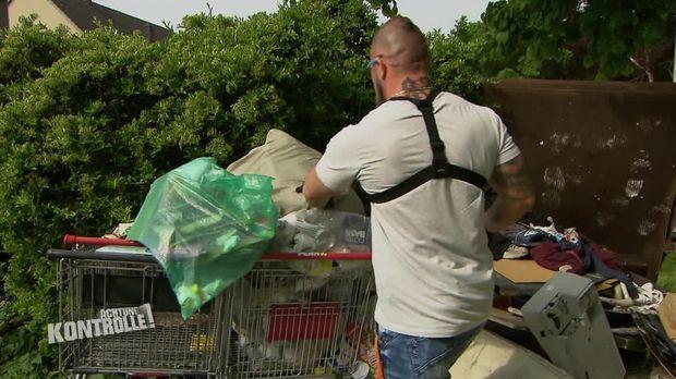 Achtung Kontrolle - Achtung Kontrolle! - Thema U.a.: Müllsündern Auf Der Spur - Mülldetektive Herne