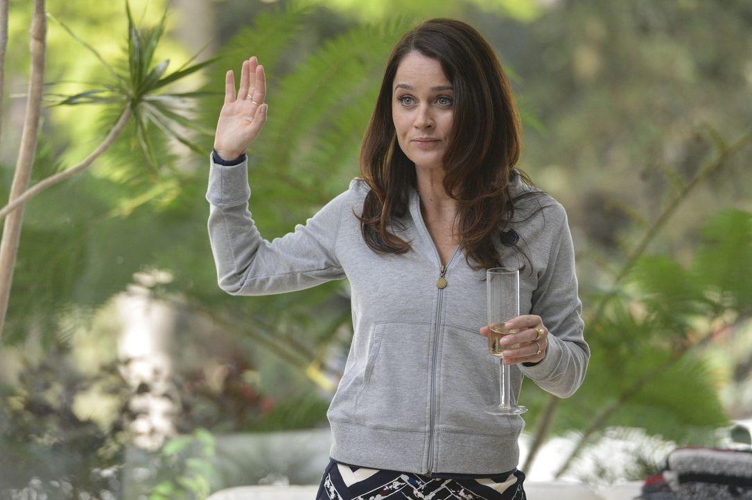 Eigentlich wollte Lisbon (Robin Tunney) die Kunsträuber in eine raffinierte Falle locken. Doch plötzlich sieht es so aus, als ob ihr Plan aus dem Ru... - Bildquelle: Warner Bros. Television