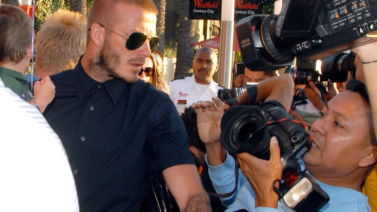 David Beckham  - Bildquelle: WENN.com