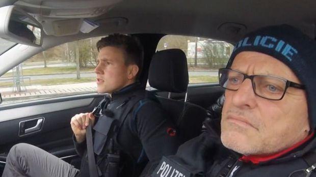 Achtung Kontrolle - Achtung Kontrolle! - Thema U.a.: Aufregung An Der Grenze - Bundespolizei Selb