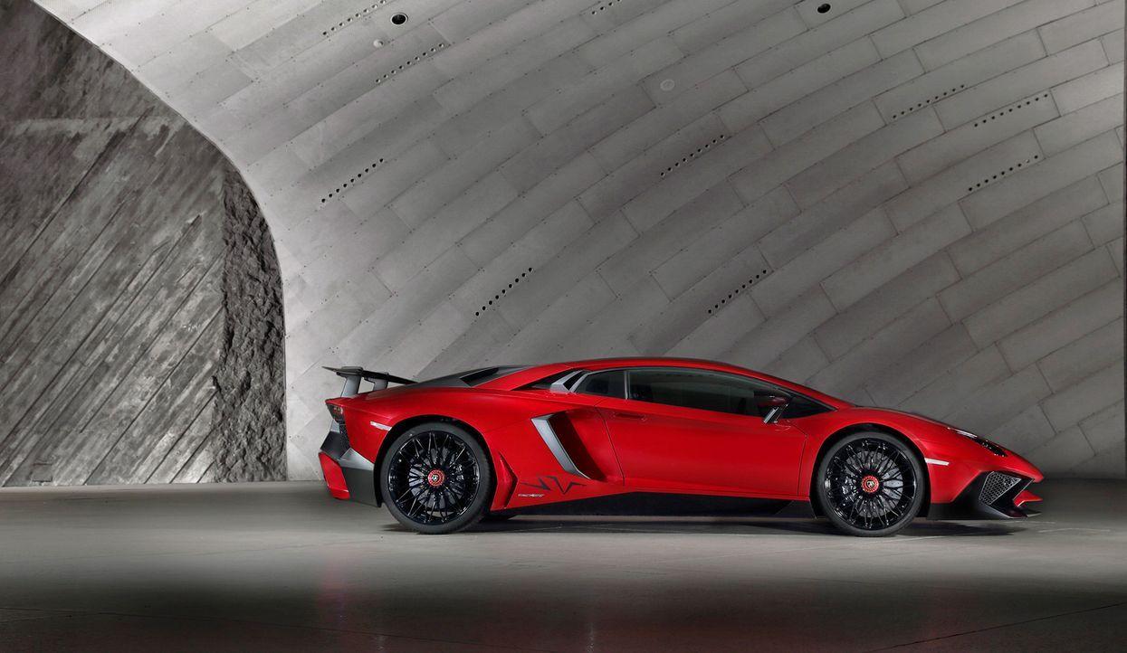 Lamborghini Aventador Superveloce (4)
