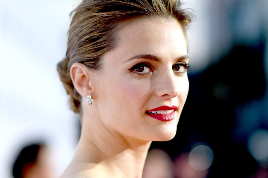 Stana-Katic-150107-1-getty-AFP - Bildquelle: AFP
