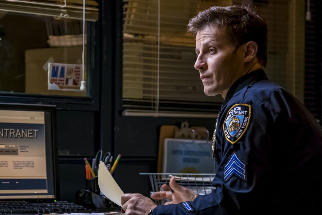 Jamie Reagan (Will Estes) - Bildquelle: Jeff Neumann 2018 CBS Broadcasting, Inc. All Rights Reserved.