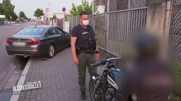 Achtung Kontrolle - Achtung Kontrolle! - Thema U.a.: Betriebserlaubnis In Gefahr -tuningkontrolle Offenbach