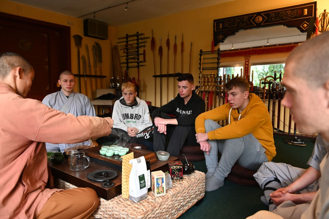 (v.l.n.r.) Justin; Joshua; Marcel - Bildquelle: Ben Pakalski Kabel Eins / Ben Pakalski