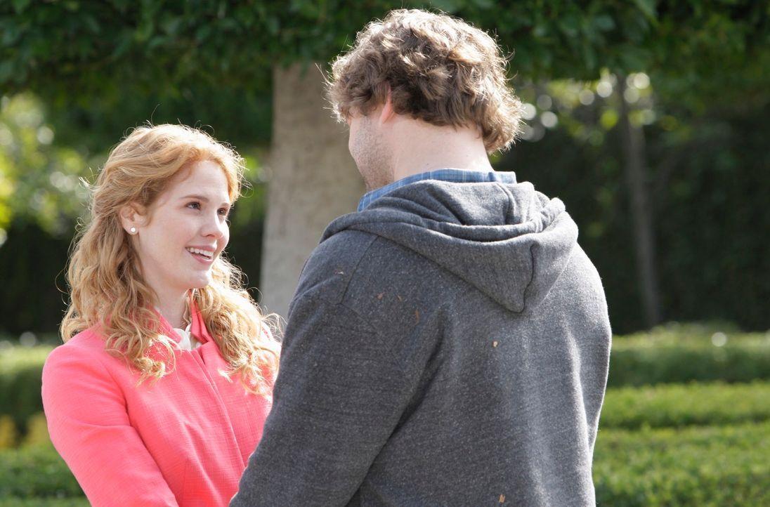 Wird sich das Missverständnis zwischen Todd (Matt Lowe, r.) und Sherry (Erin Chambers, l.) aufklären? - Bildquelle: ABC Studios