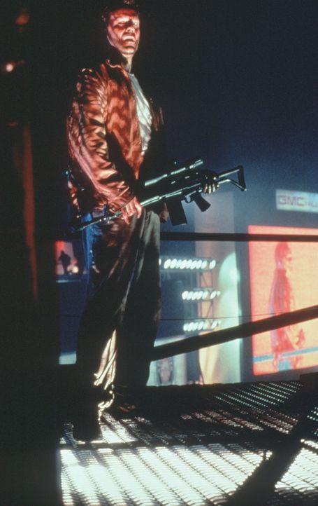 Aus der Übung: Joe (Bruce Willis) ... - Bildquelle: Warner Bros.