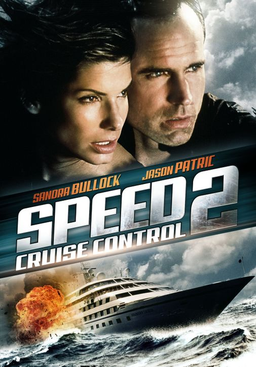 """Speed 2: Cruise Control"" - Plakatmotiv - Bildquelle: 1997 Twentieth Century Fox Film Corporation. All rights reserved."