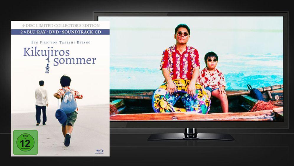 Kikujiros Sommer (Blu-ray + DVD Mediabook) - Bildquelle: Capelight Pictures