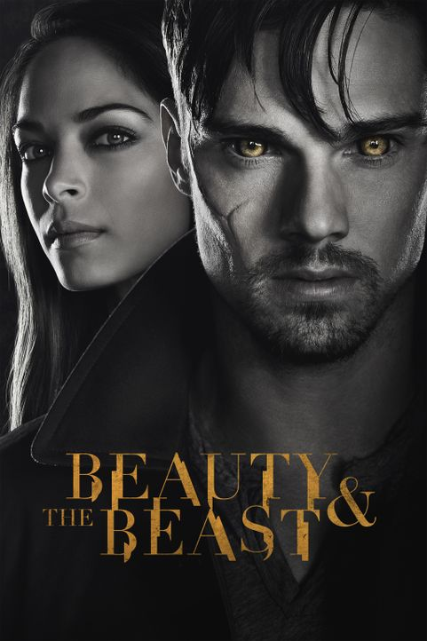 BEAUTY AND THE BEAST - Plakatmotiv - Bildquelle: 2012 The CW Network, LLC. All rights reserved.