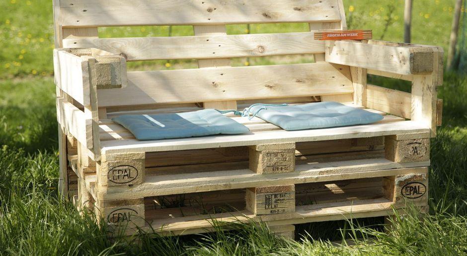 Sehr Heimwerken & DIY - Video - Schritt für Schritt: Gartensitzbank aus NI84