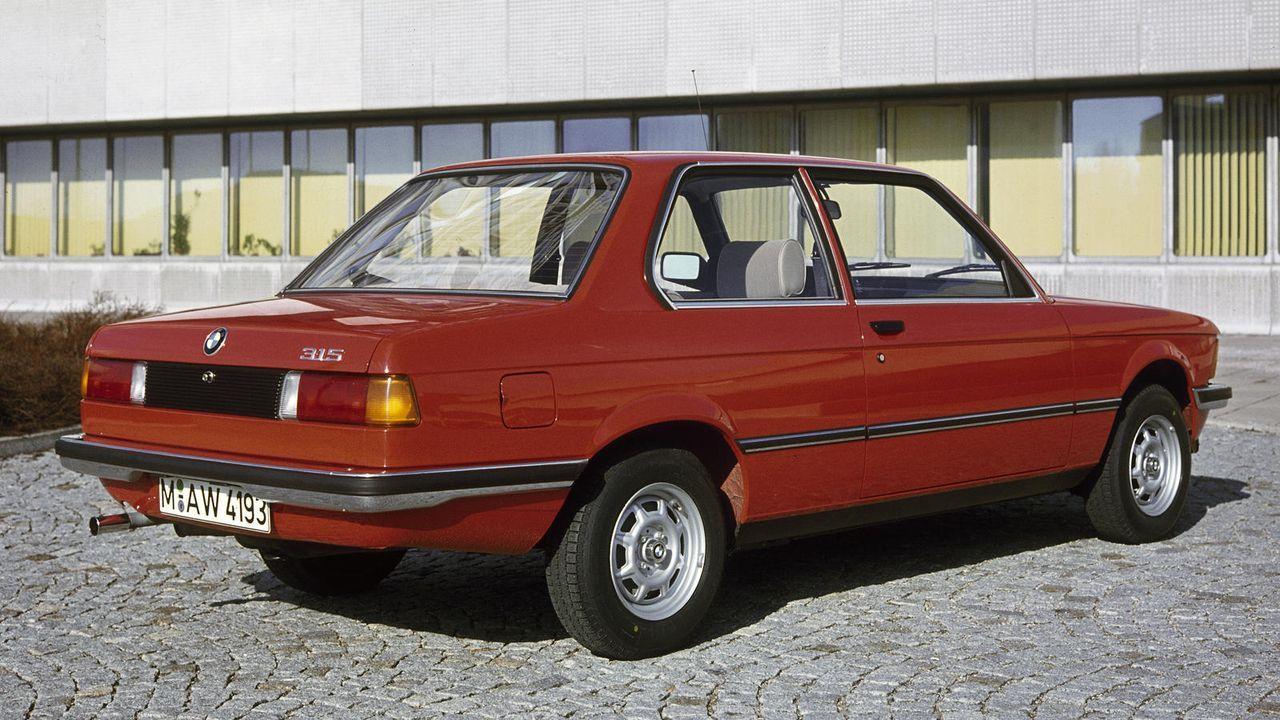 Die 1. Generation - Bildquelle: BMW