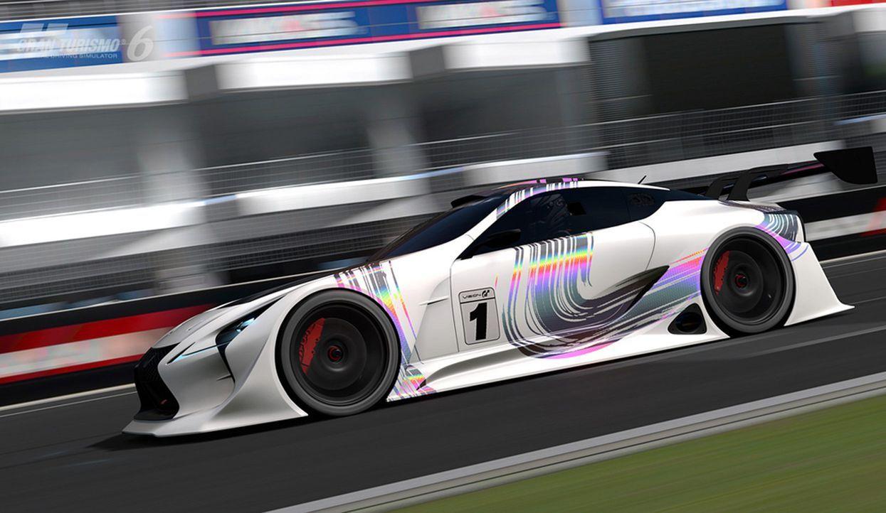 Lexus LF-LC GT Vision Gran Turismo (4)