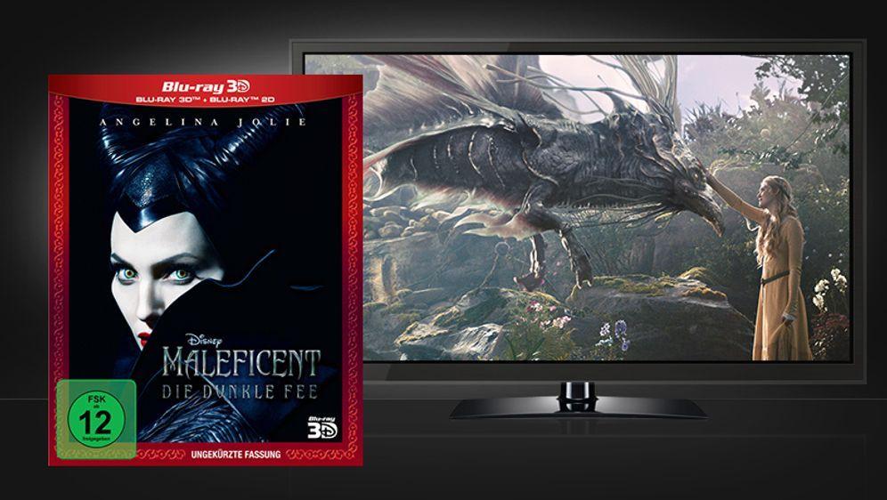 Maleficent - Die dunkle Fee - Bildquelle: Walt Disney Studios Home Entertainment