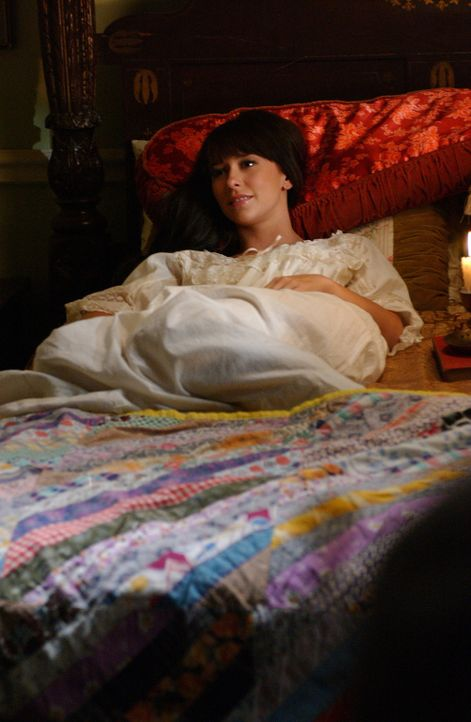 In einem alten Hotel nimmt Melinda (Jennifer Love Hewitt) die Geister von drei Jungs wahr. Nun muss sie diese davon überzeugen, dass ein besserer Or... - Bildquelle: ABC Studios