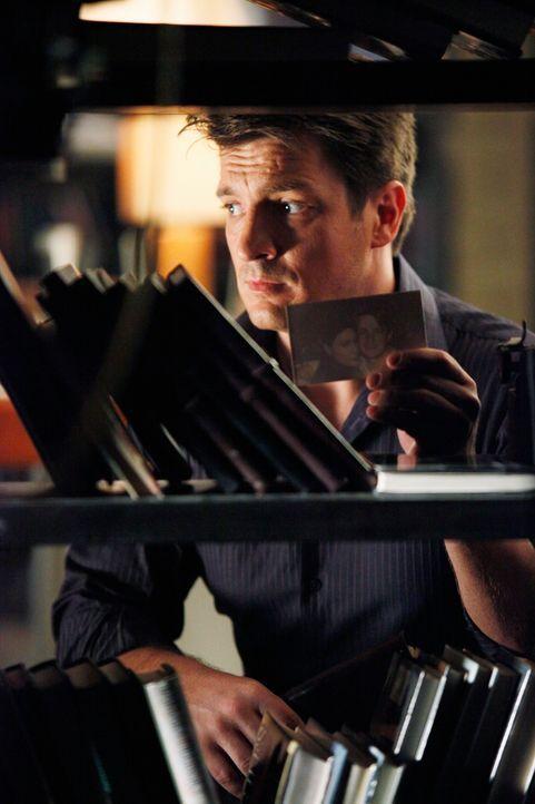 Der aktuelle Fall führt Castle (Nathan Fillion) zurück in seine Vergangenheit ... - Bildquelle: ABC Studios