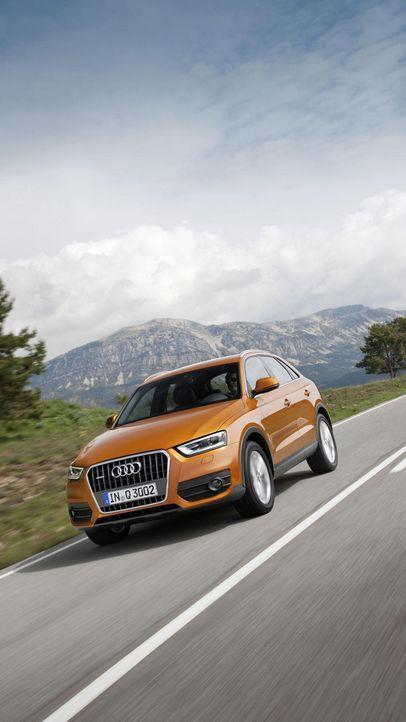 Sportliche Formen - Bildquelle: Audi