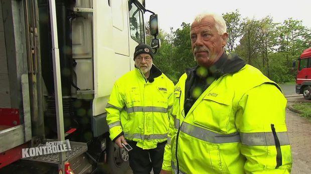 Achtung Kontrolle - Achtung Kontrolle! - Thema U.a.: Lkw-großkontrolle In Braunschweig