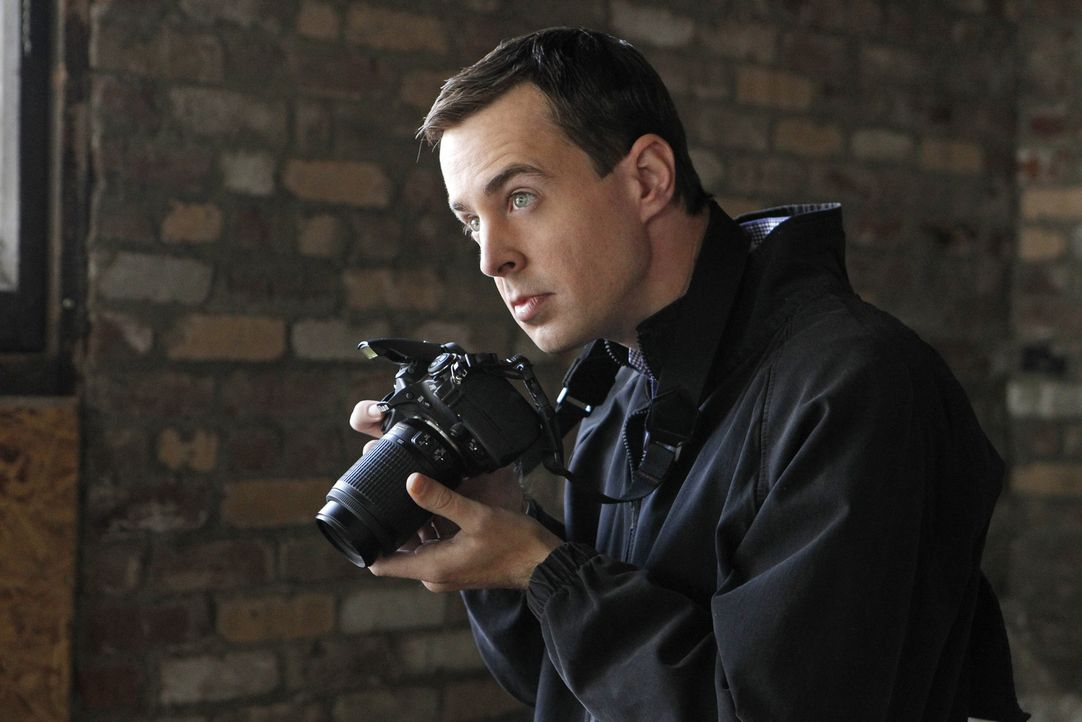 Bei den Ermittlungen: McGee (Sean Murray ) ... - Bildquelle: CBS Television