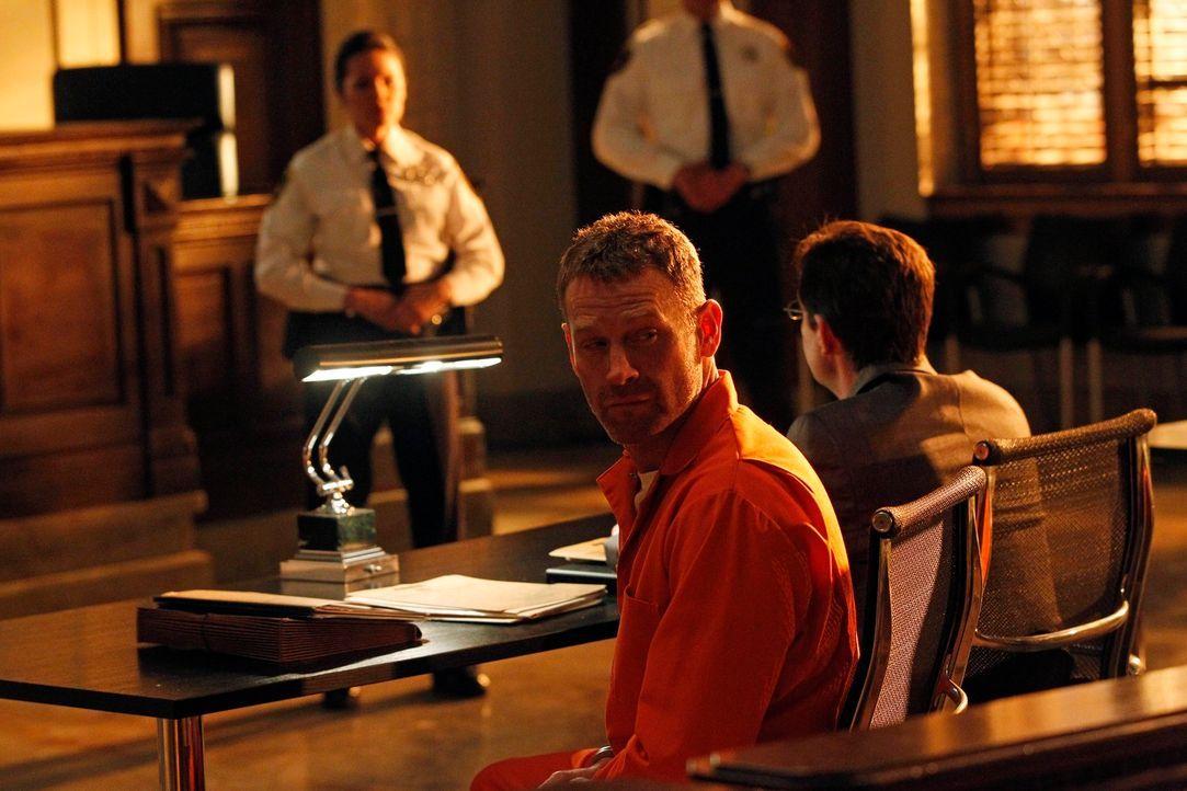 Der Auftragsmörder Hal Lockwood (Max Martini, M.) scheint etwas im Schilde zu führen ... - Bildquelle: ABC Studios