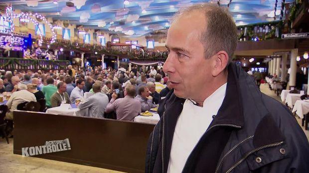 Achtung Kontrolle - Achtung Kontrolle! - Thema U.a.: Küchenchef Im Dauerstress - Küchenchef Deutsche Messe