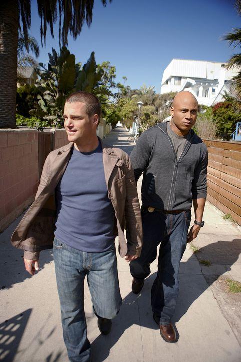 (1. Staffel) - Die außergewöhnlich gut ausgebildeten Agenten setzen immer wieder ihr Leben aufs Spiel, um die nationale Sicherheit zu schützen: Spec... - Bildquelle: CBS Studios Inc. All Rights Reserved.