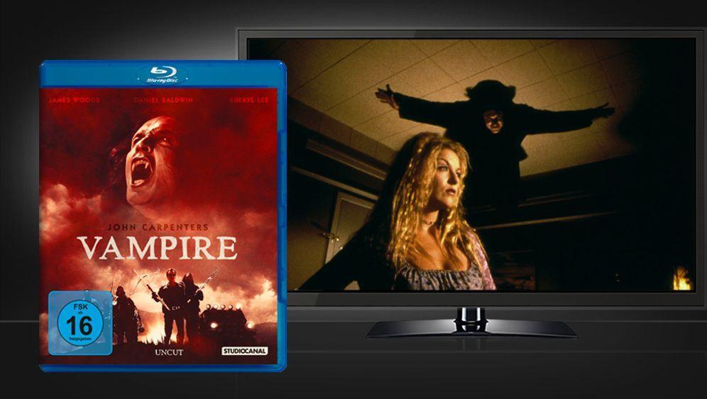John Carpenters Vampire - Uncut (Blu-ray Disc) - Bildquelle: STUDIOCANAL