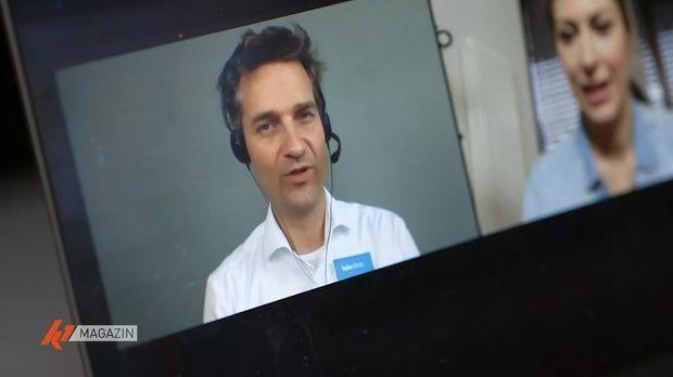 K1 Magazin - K1 Magazin - Thema U. A.: Video-chat Statt Arztpraxis: Wie Gut Sind Neue Online-sprechstunden?