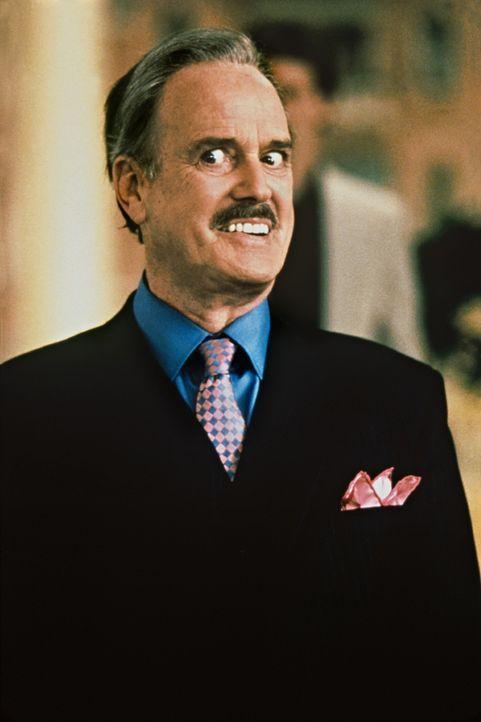 Eines Tages versammelt der dekadente und wettbesessene Casino-Chef Donald Sinclair (John Cleese) ein halbes Dutzend Pleitegeier zu einem Wettlauf ge... - Bildquelle: Senator Film