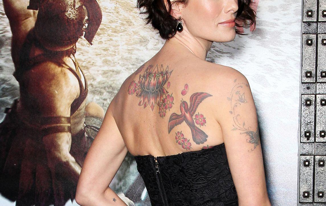 Lena Headey - Bildquelle: FayesVision/WENN.com