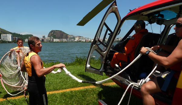 Die Rettungsflieger von Rio de Janeiro - Bildquelle: kabel eins
