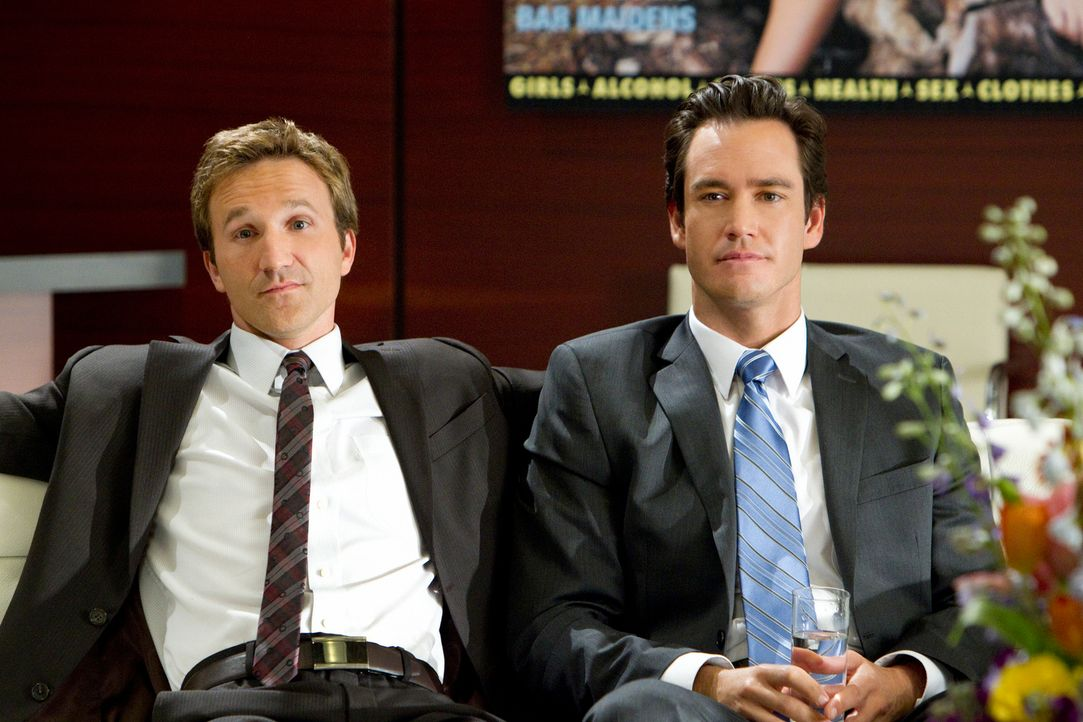 Franklin und Bash Staffel 1 - Bildquelle: Sony Pictures Television Inc.