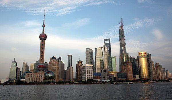 Shanghai Sightseeing: Pudong - Bildquelle: dpa