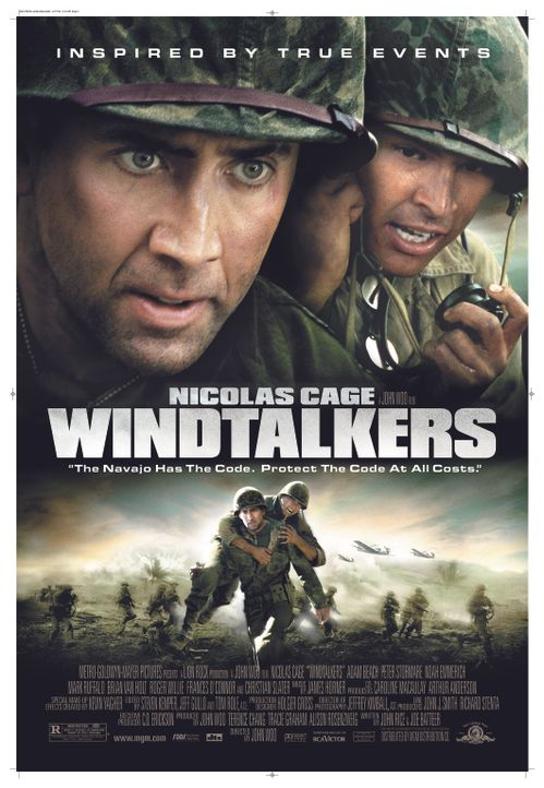 WINDTALKERS - Plakatmotiv - Bildquelle: 2002 METRO-GOLDWYN-MAYER PICTURES INC.. All Rights Reserved