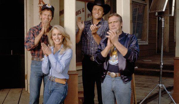 """Platz 9: High-Waist-Jeans und Double-Denim-Look - Bildquelle: 20th Century Fox: """"Ein Colt für alle Fälle"""" - auf DVD erhältlich"""