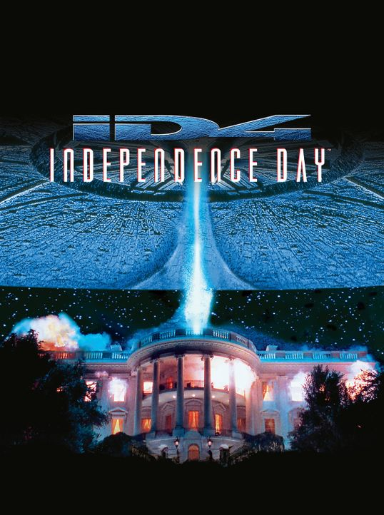 INDEPENDENCE DAY - Plakat - Bildquelle: 20th Century Fox Film Corporation