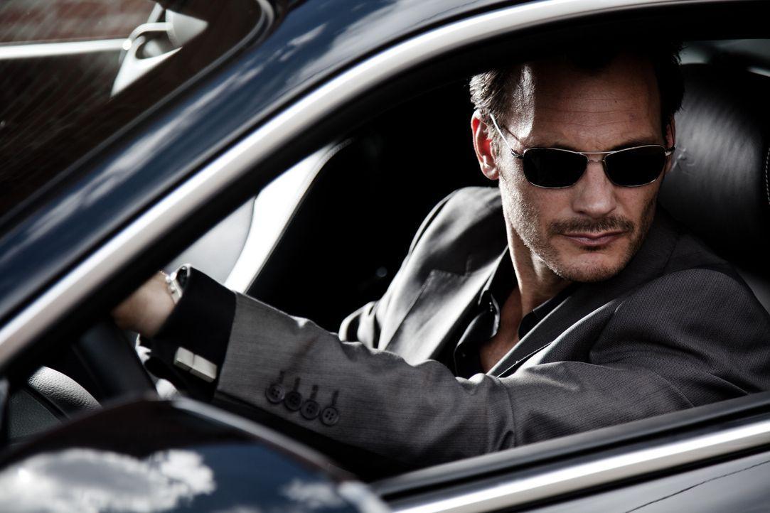 Im Visier knallharter Gangster: Neal Bannen (Mark Gantt) ... - Bildquelle: 2009, 2010 Colton Productions, Inc. All Rights Reserved. Asset