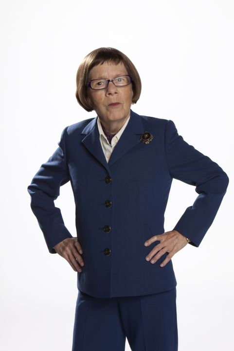 "(2. Staffel) - Leitung der Naval Criminal Investigative Service Einheit: Henrietta ""Hetty"" Lange (Linda Hunt) ... - Bildquelle: CBS Studios Inc. All Rights Reserved."
