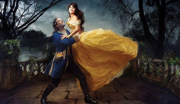 Hollywoodstars als Märchenfiguren - Bildquelle: dpa