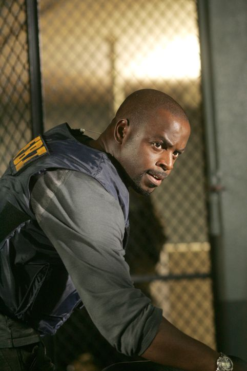 """Im Gefängnis versuchen Don und David (Alimi Ballard)  die """"Bösen Jungs"""" zu stellen ... - Bildquelle: Paramount Network Television"""