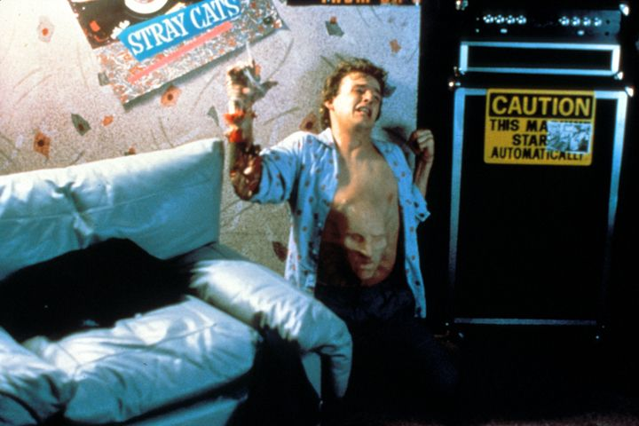 Jesse Malsh (Mark Patton) - Bildquelle: 1985 New Line Productions, Inc. A NIGHTMARE ON ELM STREET 2 - FREDDY'S REVENGE and all related characters and elements are trademarks.